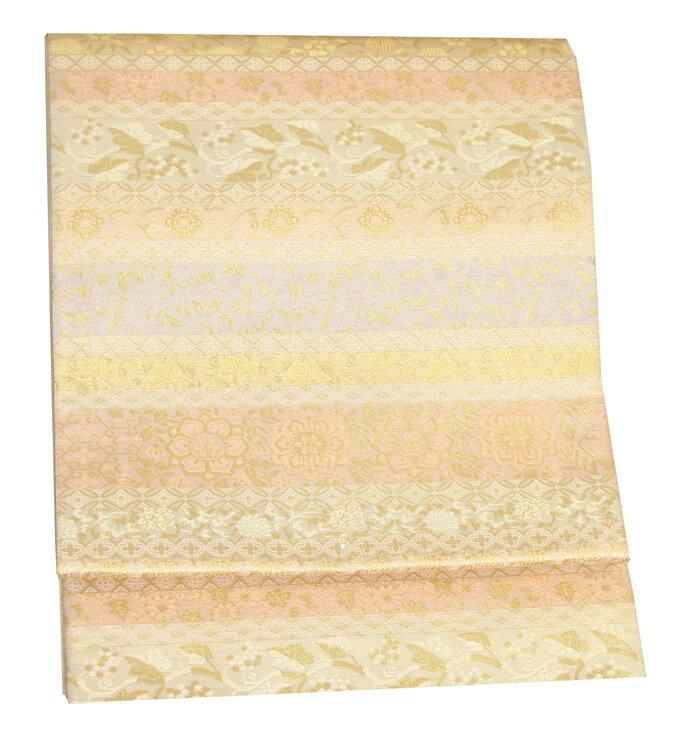 【往復送料無料】】西陣織 高級 袋帯レンタル 037番 着物 帯 袋帯 レンタル 正絹