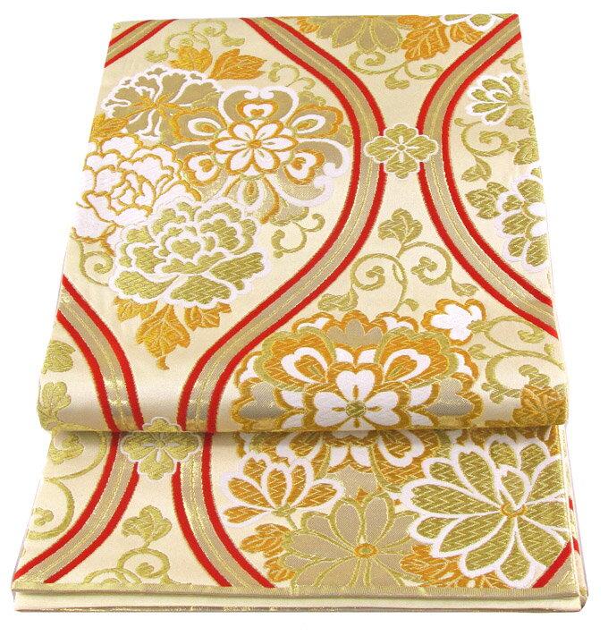 【往復送料無料】西陣織 高級 袋帯レンタル 040番 着物 帯 袋帯 レンタル 正絹