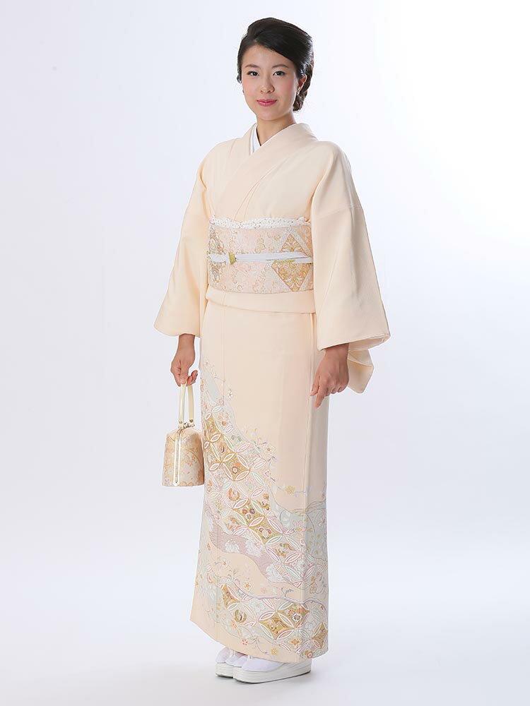 【レンタル】 色留袖 レンタル i-139