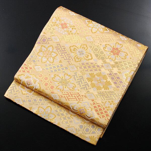 【レンタル】 厳選高級袋帯 西陣織  【obi-24-71】