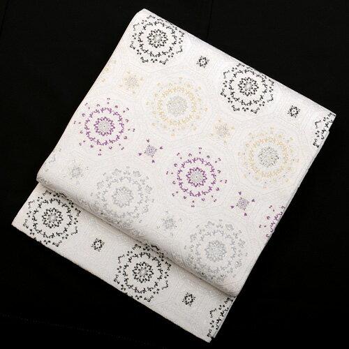 【レンタル】 蜀江文様の袋帯【obi-26-296】