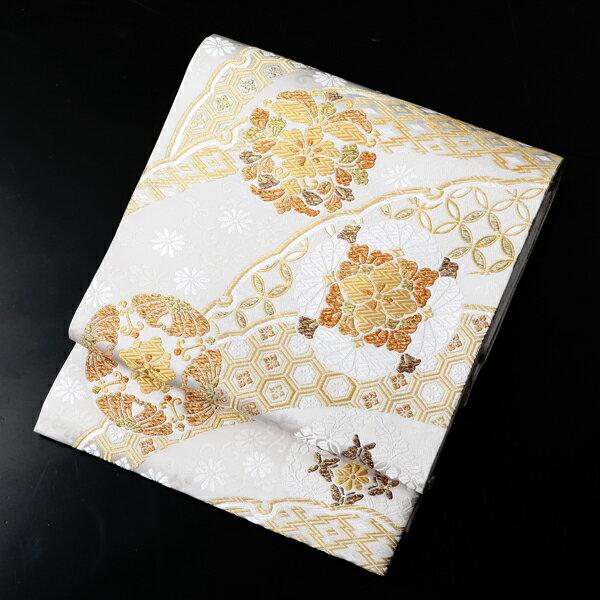 【レンタル】 KIMONO-PRO黒留袖・色留袖・訪問着に最適な高級袋帯 obi-24-267