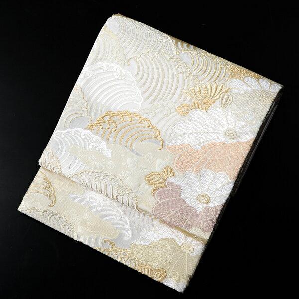 【レンタル】 KIMONO-PRO黒留袖・色留袖・訪問着に最適な高級袋帯 obi-24-268