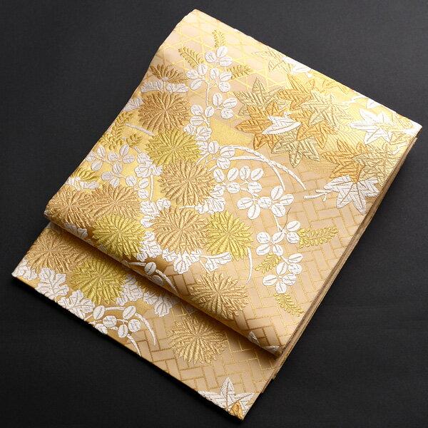 【レンタル】 厳選高級袋帯 山口美術織物謹製 【obi-26-280】