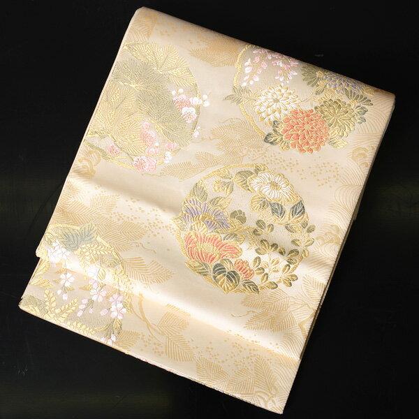 【レンタル】 西陣織の高級袋帯レンタル【obi-26-288】