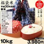 【新米出荷:特別セール】 【福袋米】 白米 10kg 【平成30年:滋賀県産】 10kg×1袋でのお届けです♪ 送料無料