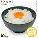 【新米】キヌヒカリ 環境こだわり米 10kg(5kg×2袋)...