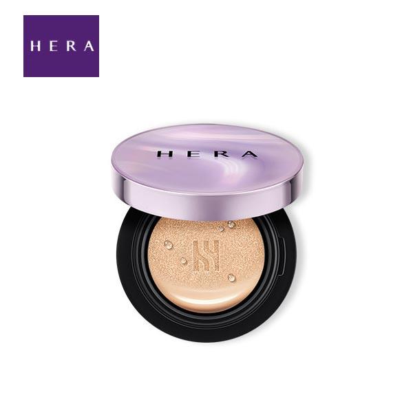 HERA ヘラ UV ミスト クッション カバー SPF50+/PA+++ リフィル 15g 本品15g 韓国コスメ 全6色 送料無料 ファンデーション ブライトニング 紫外線遮断