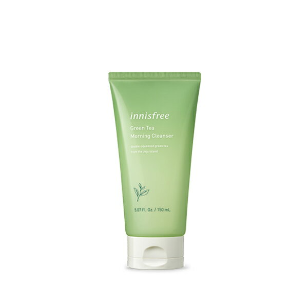 洗顔料, 洗顔フォーム  innisfree Green Tea Morning Cleanser 150ml ()