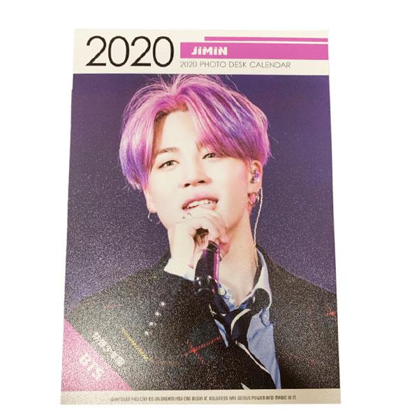 カレンダー, タレント BTSJIMIN2020.2021 2 K-POP