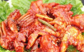Korea Sigean entire gejang 500 g [Korea food over GA-2 over crab of kimchi]