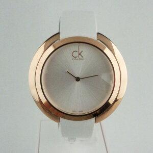 正規品ckカルバンクライン腕時計K3U236L6アグレゲート(レディス)銀文字盤ckaggregateメーカー2年保証CalvinKlein