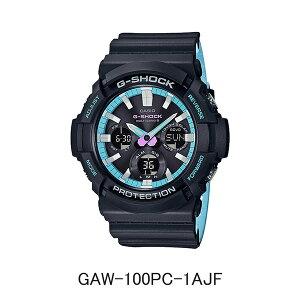カシオ腕時計G-SHOCKGAW-100PC-1AJF「Neonaccentcolor」ソーラー電波時計メーカー1年保証正規品CASIO