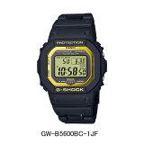 カシオ腕時計/G-SHOCKGW-B5600BC-1JFソーラー電波時計(MULTIBAND6)メーカー1年保証正規品CASIO