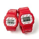 カシオ腕時計LOV-20B-4JR(G-SHOCK&BABY-G)LoveMeGPRESENTSLOVER'SCOLLECTION2020(Gプレゼンツラバーズコレクション2020年モデル)メーカー1年保証正規品CASIOクリスマス限定ペア