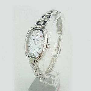 シチズン腕時計ウィッカ(Wicca)KF3-010-93SSレディス・ソーラーテックメーカー1年保証正規品CITIZEN