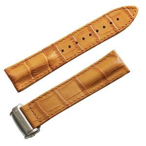 ハミルトン純正バンド・ベルトジャズマスター-H326350/H327050用カーフ/茶色ブラウン時計側22ミリ・尾錠側20ミリHAMILTON部品番号:H600.326.117=H600326117
