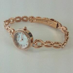 ジュリエットローズ腕時計・JUL403PG-01M(貝パール文字盤)/レディスウォッチ・メーカー1年保証・JULIETROSE/プレゼントにも最適