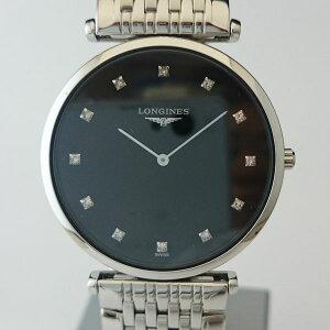 正規品ロンジン腕時計L4.709.4.58.6ラグランクラシックドゥロンジン(メンズ)LONGINES-LaGrandeClassiqueDeLongines-L47094586メーカー2年保証【送料無料】