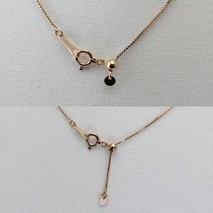 K18ピンクゴールドハートネックレスダイヤモンド0.27ctハートペンダントK18PG