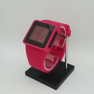 正規品ニクソン腕時計NA137220-00NewtonDigital(ニュートンデジタル)/Pink(ユニセックス)メーカー2年保証NIXON腕時計
