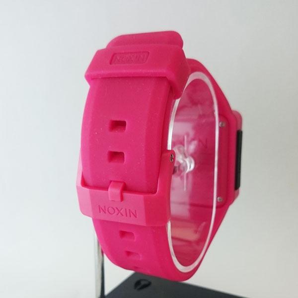 正規品 ニクソン腕時計 NA137220-00Newton Digital(ニュートン デジタル)/Pink(ユニセックス)メーカー2年保証  NIXON 腕時計