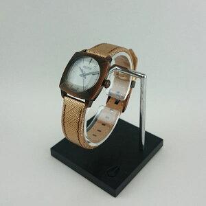 正規品ニクソン腕時計Luca/AntiqueCopper(レディス)/NA401894-00メーカー2年保証NIXON腕時計