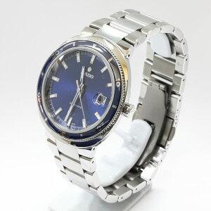 正規品ラドー腕時計R15.960.20.3Dスター(メンズ)D-Star/青文字盤・SSブレスレット/メーカー2年保証RADO-R15960203【送料無料】