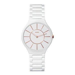 【お取り寄せ商品】正規品ラドー腕時計R27.957.10.2ラドートゥルーシンライン(メンズ)白RADOTRUETHINLINEメーカー2年保証RADO【送料無料】