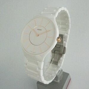 正規品ラドー腕時計R27.957.10.2ラドートゥルーシンライン(メンズ)白RADOTRUETHINLINEメーカー2年保証RADO-R27957102【送料無料】