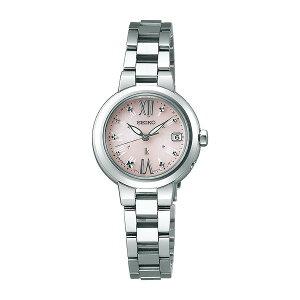 セイコー腕時計・SSVW137・ルキア(LUKIA)/ソーラー電波時計(レディス)/メーカー1年保証/正規品/SEIKO/LUKIA【送料無料】
