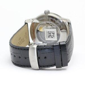 正規品ティソ腕時計T087.407.46.057.00黒文字盤/黒革バンド(機械式自動巻きモデル)TITANIUMAUTOMATICGent(メンズ)メーカー2年保証TISSOT−T0874074605700【送料無料】