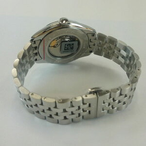 正規品ティソ腕時計(バラードオートマチック)T108.408.11.057.00黒文字盤/ステンレスブレスレット(機械式自動巻きモデル)BALLADEAUTOMATICGent(メンズ)メーカー2年保証TISSOT−T1084081105700【送料無料】