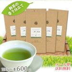 静岡茶お茶農家おすすめ荒茶6枚セット