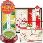 全国茶品評会産地賞最多受賞茶和家八十八夜掛川深蒸し茶100g3種ギフト送料無料