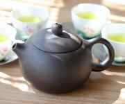 急須茶壷260cc帯網が付いて日本茶(深蒸し茶)に使える中国茶器急須手作り中国製