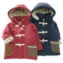Biquette Club (ビケットクラブ) ダッフルコート(80?130cm ) 【冬物】キムラタンの子供服