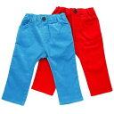 Bobson 長丈パンツ (80?130cm)【秋物】キムラタンの子供服