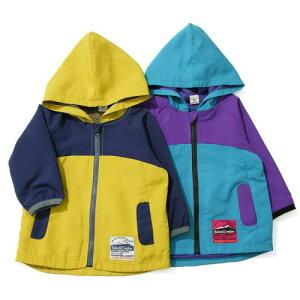 ♪子供服♪【8/25販売開始】La Chiave パーカー (80〜130cm)【秋物】キムラタンの子供服