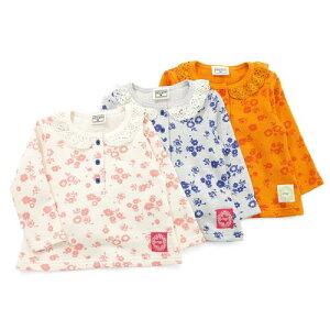 ♪子供服♪【8/6販売開始】mother goose トレーナー (80〜130cm)【秋物】キムラタンの子供服