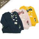 ♪子供服♪゜☆+. ネットオリジナル商品 . +☆゜ 【10/27販売開始】Biquette トレーナー (80〜1...