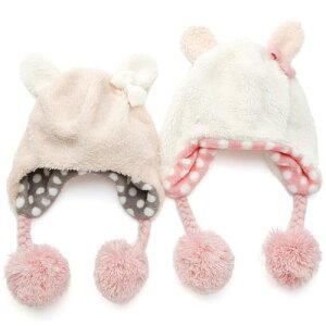 ♪子供服♪【9/24販売開始】coeur a coeur 帽子 (46〜52cm)【冬物】キムラタンの子供服