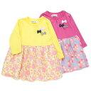 【6/30 13:59販売終了予定】 Bobson (ボブソン) ワンピース (80〜130cm ) 【春物】キムラタンの子供服