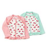Bobson (ボブソン) ラッシュガード (80〜130cm) 女の子 初夏物 80 90 95 100 110 120 130 ベビー キッズ キムラタンの子供服