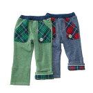 Piccolo(ピッコロ)長丈パンツ(70〜90cm)男の子秋物708090キムラタンの子供服