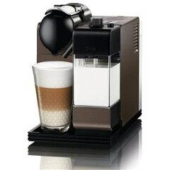 F421DB【送料無料】ネスプレッソ 専用カプセル式コーヒーメーカー ラティシマプラス ダークブ...