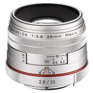 【納期約1ヶ月以上】PENTAX ペンタックス レンズ HD PENTAX ペンタックス-DA 35mm F2.8 Macro LimitedBK