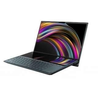 パソコン, ノートPC 7101UX481FL-HJ118T ASUS 14PC ZenBook Duo UX481FLHJ118T