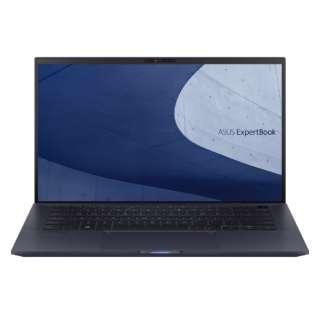 【納期約7〜10日】【お一人様1台限り】【代引き不可】ASUS エイスース B9450FA-BM0295TS 14型ノートPC ExpertBook B9 スターブラック B9450FABM0295TS