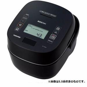 【納期約7〜10日】TOSHIBA 東芝 RC-18VSP(K) 真空圧力IH炊飯器 1升炊き ブラック RC18VSP